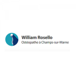 William ROSELLO, ostéopathe à Noisiel